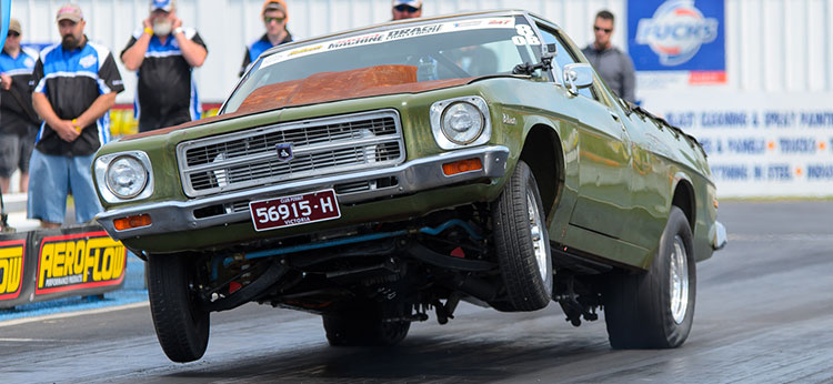 South Coast Raceway Street Machine Drag Week 2015 Photos